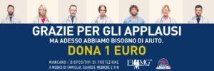 Italia – #Nudicontroilvirus