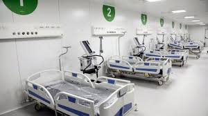 Italia – Inaugurato nuovo ospedale Fiera di Milano